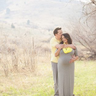 denver maternity photos