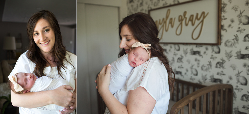 Newborn photography Denver Colorado