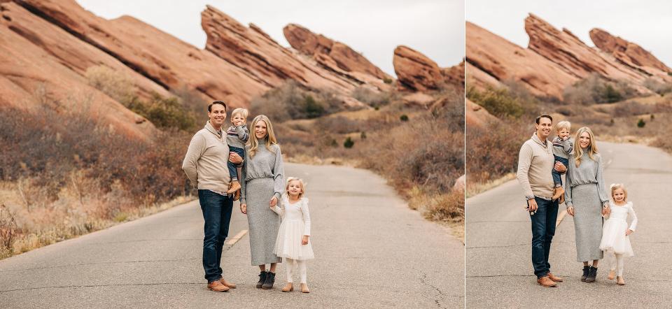Red Rocks photography, colorado family photographer